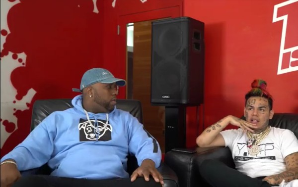6ix9ine this is 50 interview