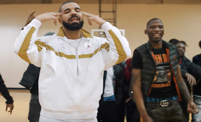 BlocBoy JB Ft. Drake - Look Alive (Video)