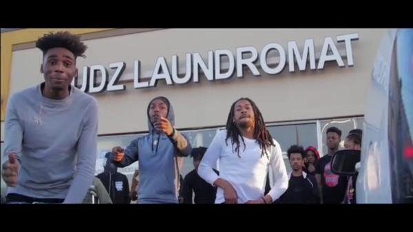 Goonew Ft. Esco - Touchdown (Video)