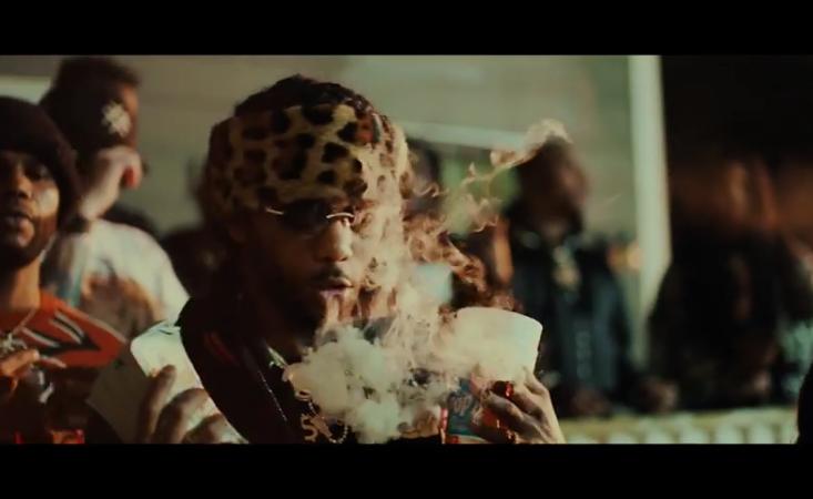 Hoodrich Pablo Juan Ft. Gucci Mane - We Don't Luv Em [Remix] (Video)