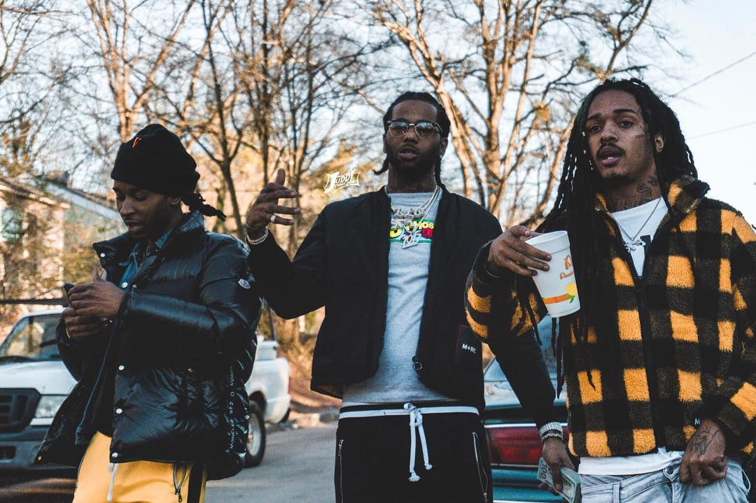 Lil Dude Ft. Hoodrich Pablo - Only Option (Video)