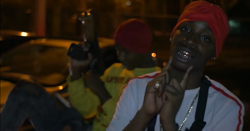 Soldier Kidd - Like Mike (Video)