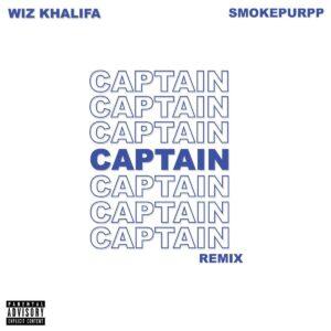 Wiz Khalifa Ft. Smokepurpp - Captain (Remix)