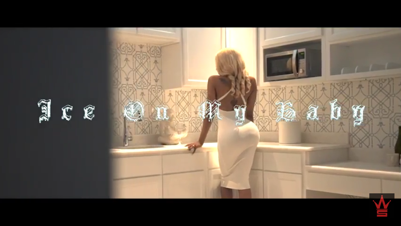 Yung Bleu - Ice On My Baby (Video)
