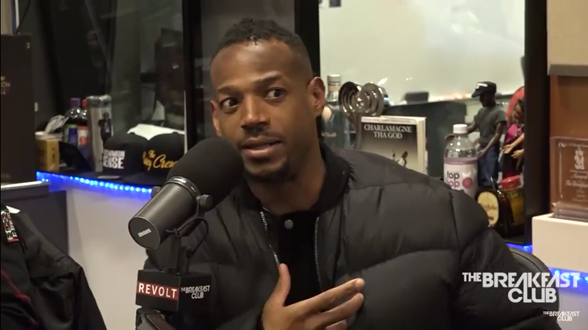 "Marlon Wayans Discusses His Netflix Special ""Woke-ish"", Mo'Nique, TV Reboots & More"