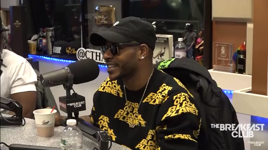 Eric Bellinger Discusses Issues With Tory Lanez & More