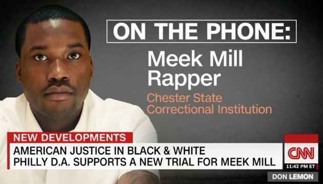 Meek Mill Gives Candid CNN Interview With Don Lemon