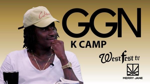 k camp snoop dogg interview