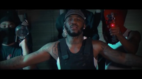 Q Da Fool – 100 Round Goon (Pt. 2) (Video)