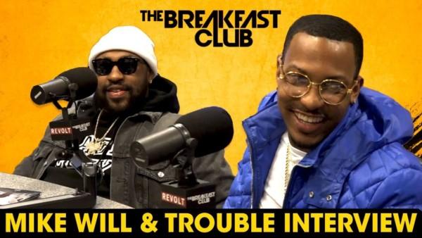 trouble breakfast club interview