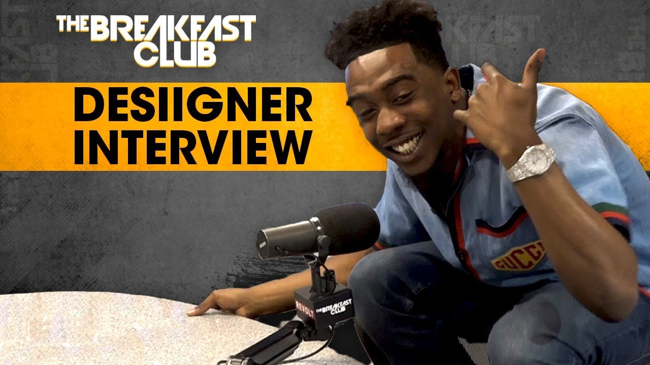 Desiigner breakfast club interview