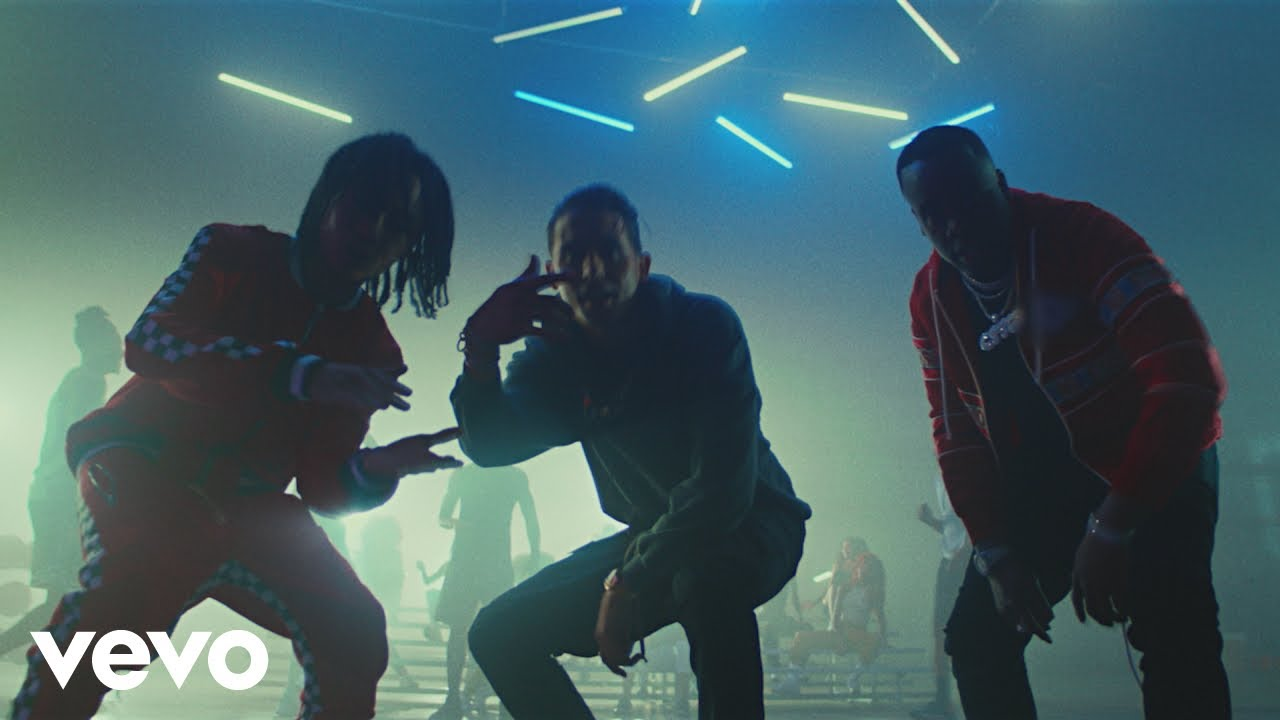 G-Eazy Ft. Yo Gotti & YBN Nahmir - 1942 (Video)