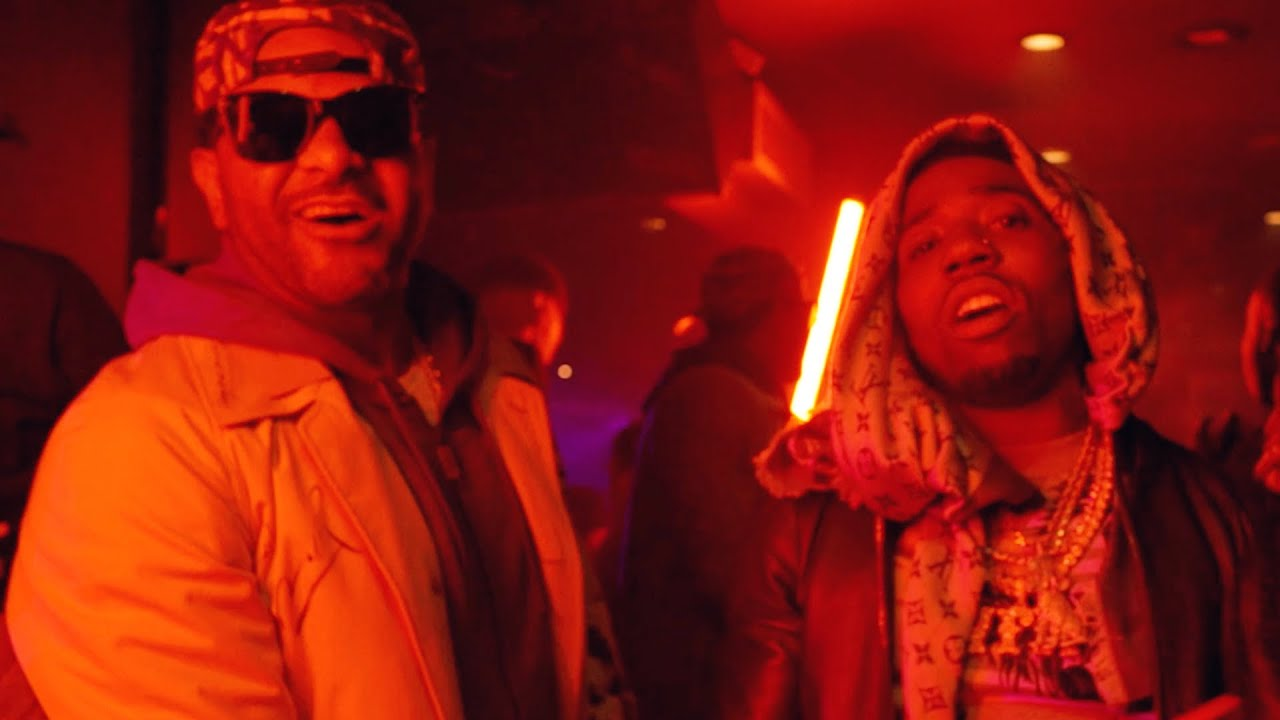 Jim Jones Ft. YFN Lucci – Gotta Play The Game (Video)