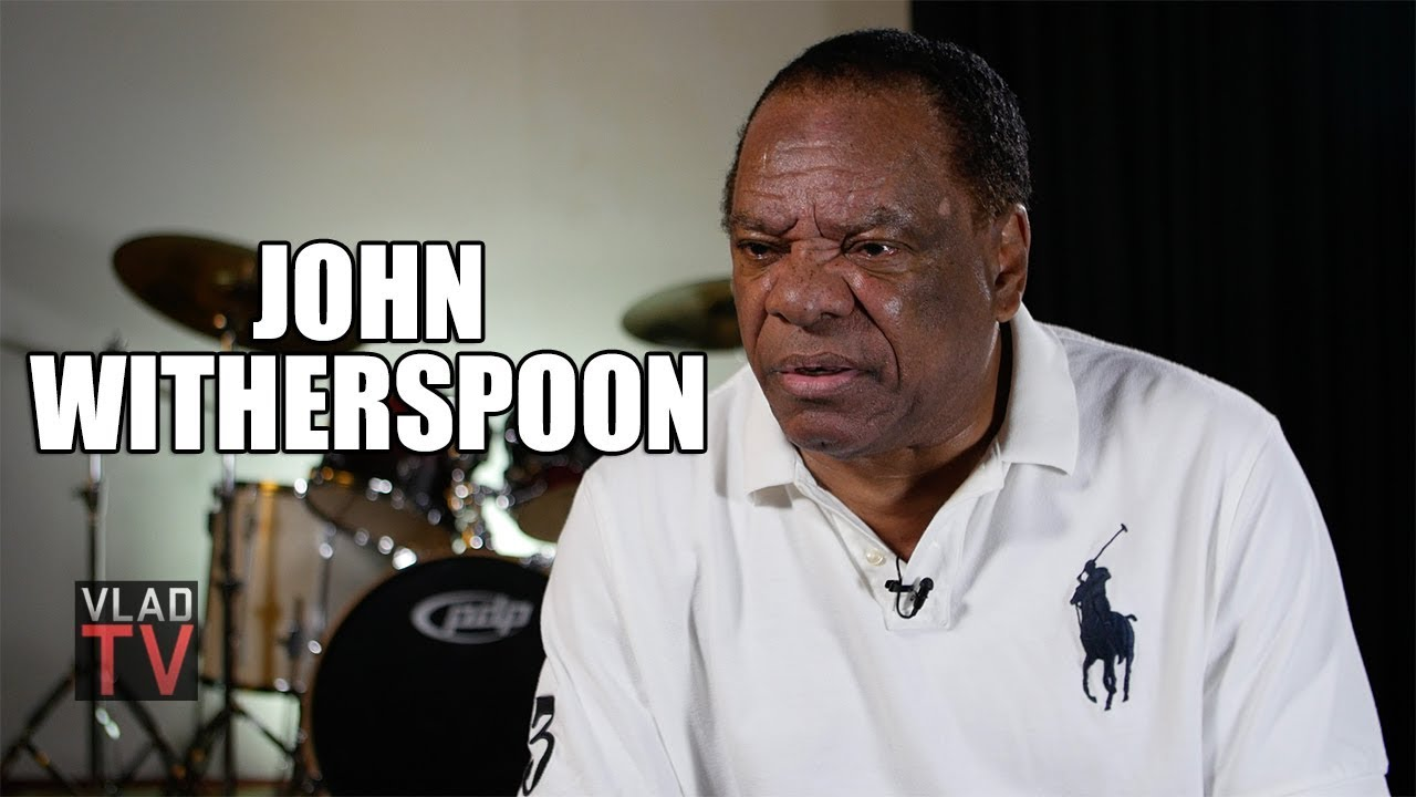 "John Witherspoon: Everyone Got $5K for ""Friday"", Chris Tucker Not Coming Back"