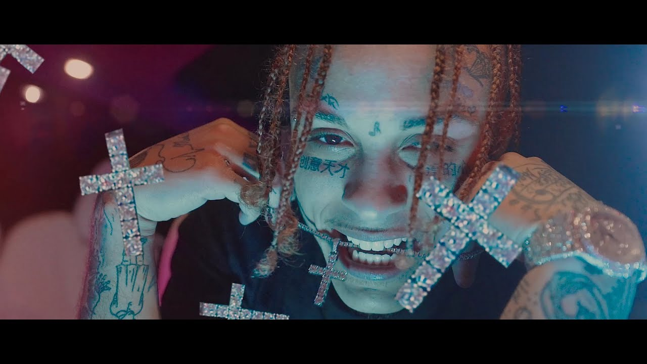 Lil Skies - I Know You (Ft. Yung Pinch) (Video)