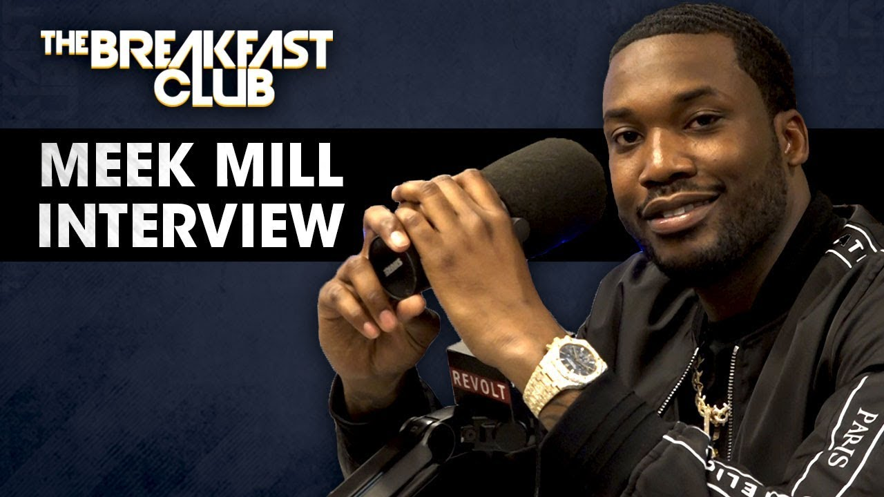 Meek Mill breakfast club interview