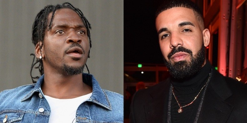 "Pusha T Breaks Down Drake Diss ""Story Of Adidon,"" Says All Bets Are Off"