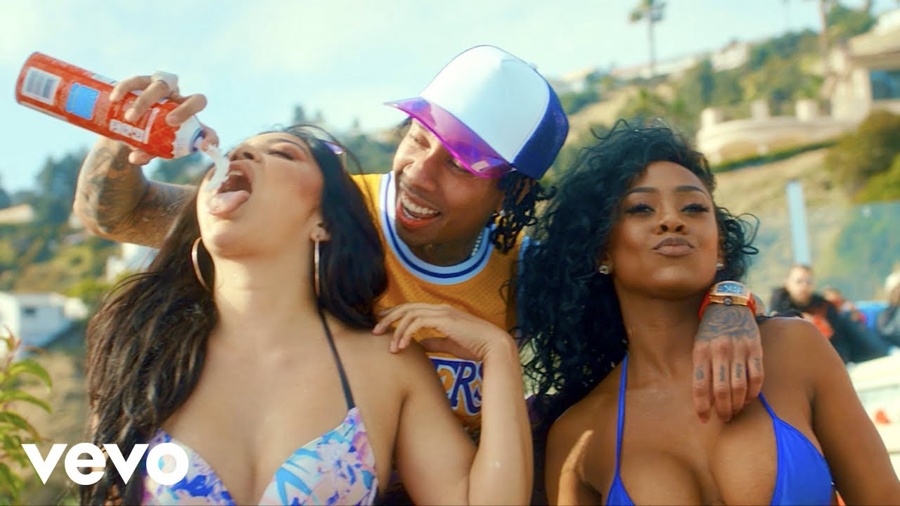 Tyga – Taste (Ft. Offset) (Video)