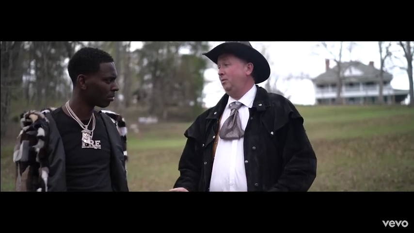 Young Dolph - Slave Owner (Video)
