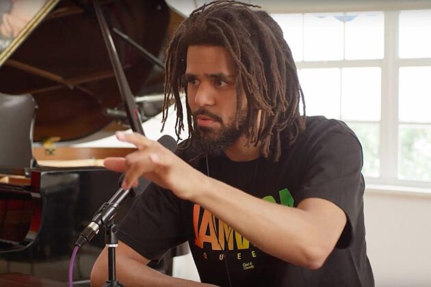 "J. Cole Explains ""False Prophets,"" Kanye West, Upcoming Albums & More"