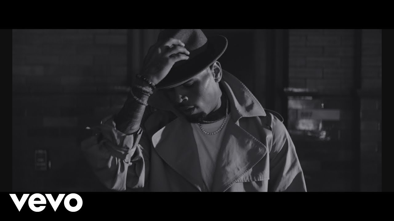 Chris Brown - Hope You Do (Video)