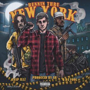 Q Da Fool - Runnin Thru New York