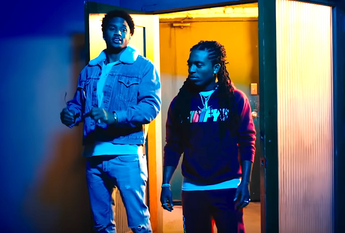 Jacquees Ft. Trey Songz – Inside (Video)