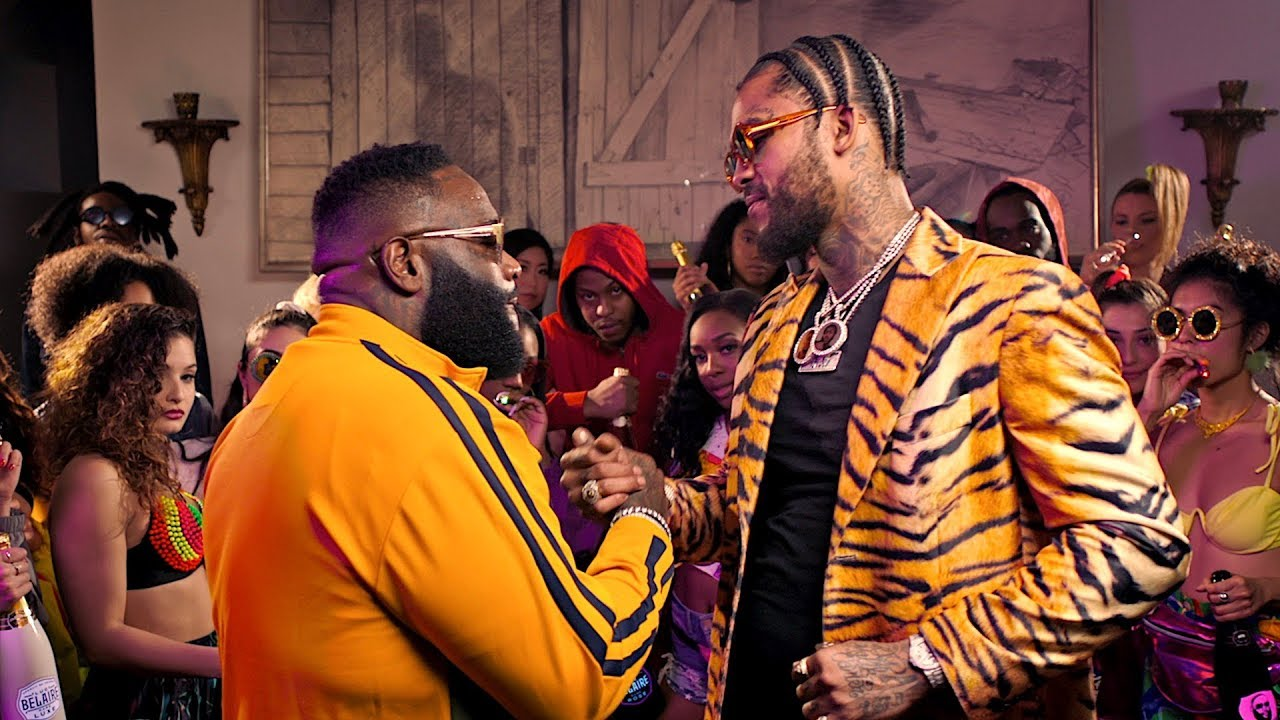 Dave East & Rick Ross – Fresh Prince of Belaire (Video)