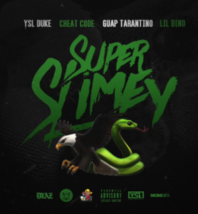 Lil Duke - Super Slimey (Ft. Cheat Code, Guap Tarantino & Lil Dino)