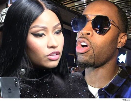Nicki Minaj Speaks On Safaree On Stealing Her Credit Card, Paying Prostitutes & More