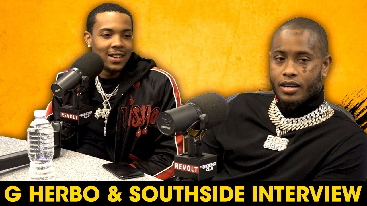 G Herbo & Southside Talk Swervo Project, Chicago, Kanye West & More