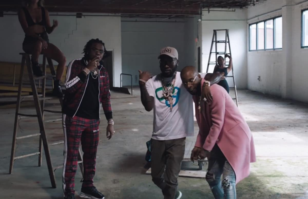Shy Glizzy Do You Understand (Feat. Tory Lanez & Gunna) (Video)