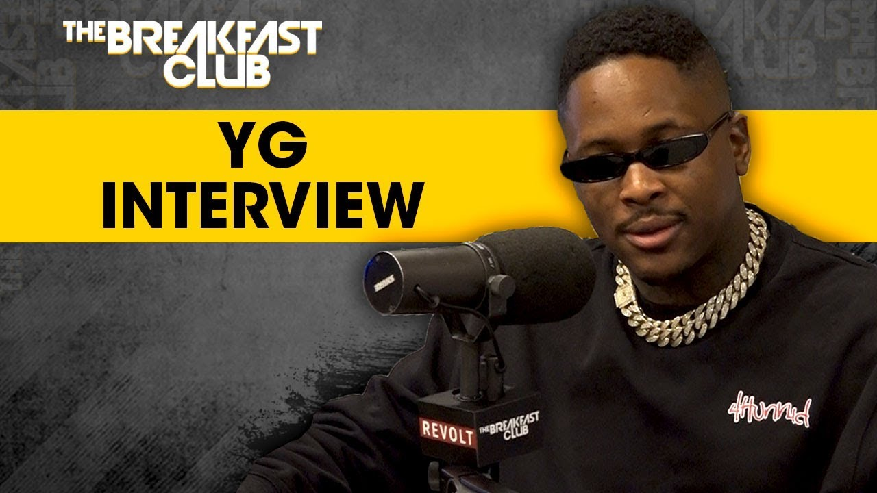 YG Talks Stay Dangerous Album