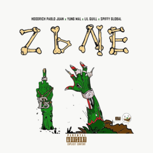 HoodRich Pablo Juan Ft. Yung Mal & Lil Quil - Zone 6