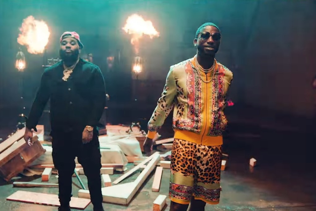 Gucci Mane Ft. Kevin Gates - I'm Not Goin' (Video)