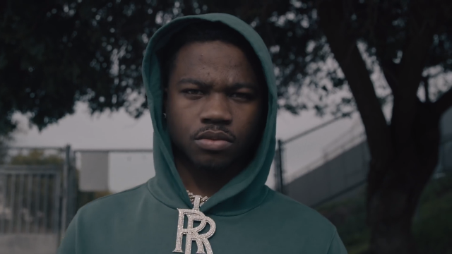 Roddy Ricch – Down Below (Video)