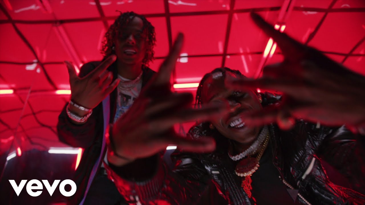 Flipp Dinero Rich The Kid Looking At Me