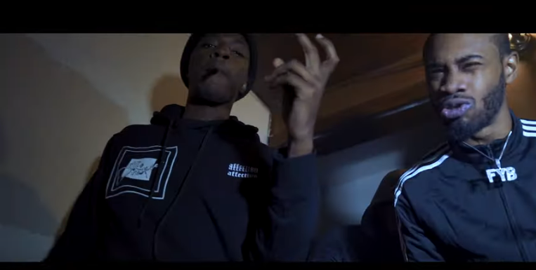 FYB J Mane Ft. FBG Wooski & FYB Montae - Back From The Dead (Video)
