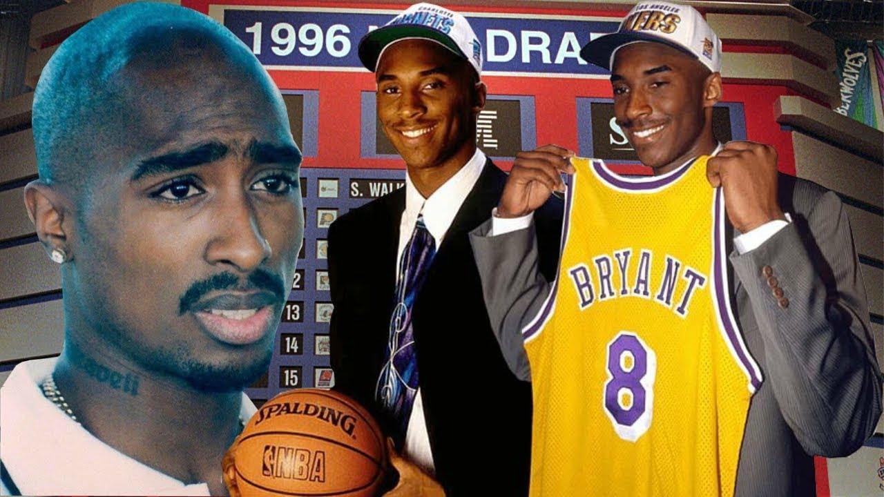 Kobe Bryant Meeting 2pac