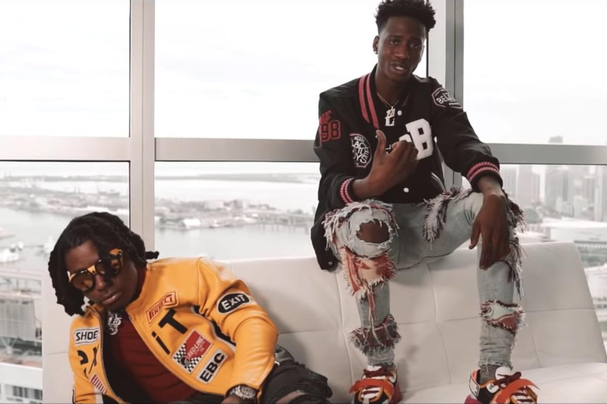 Mal & Quill - Back At It (Video)