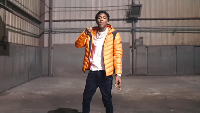 youngboy lil top video