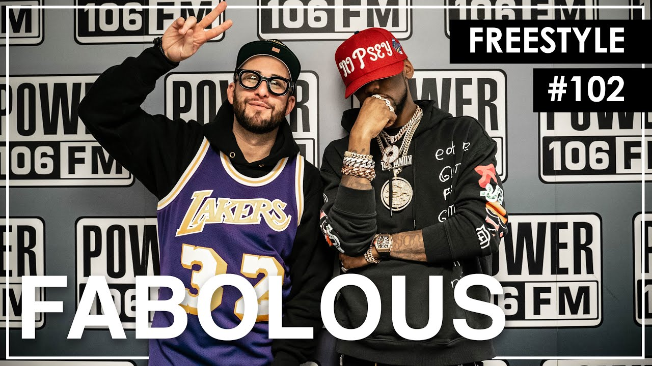 Fabolous Freestyle Over Nas Black Republican