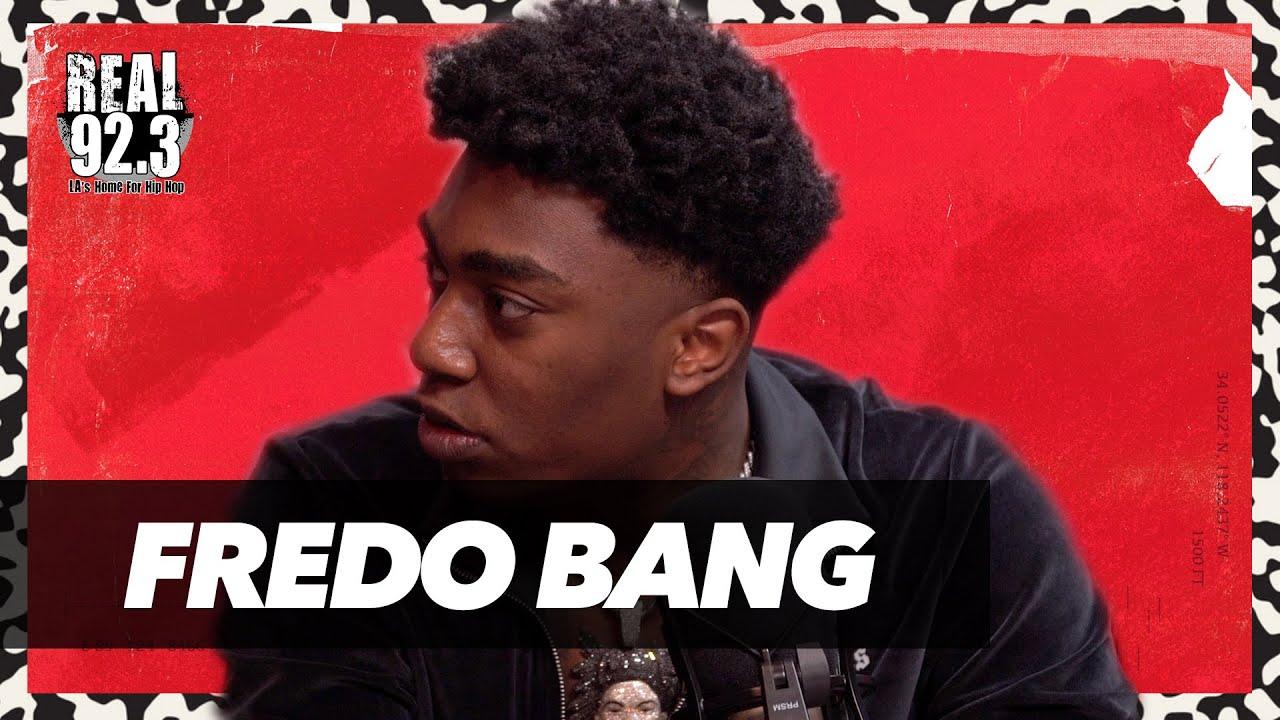 Fredo Bang talks NBA Youngboy Beef