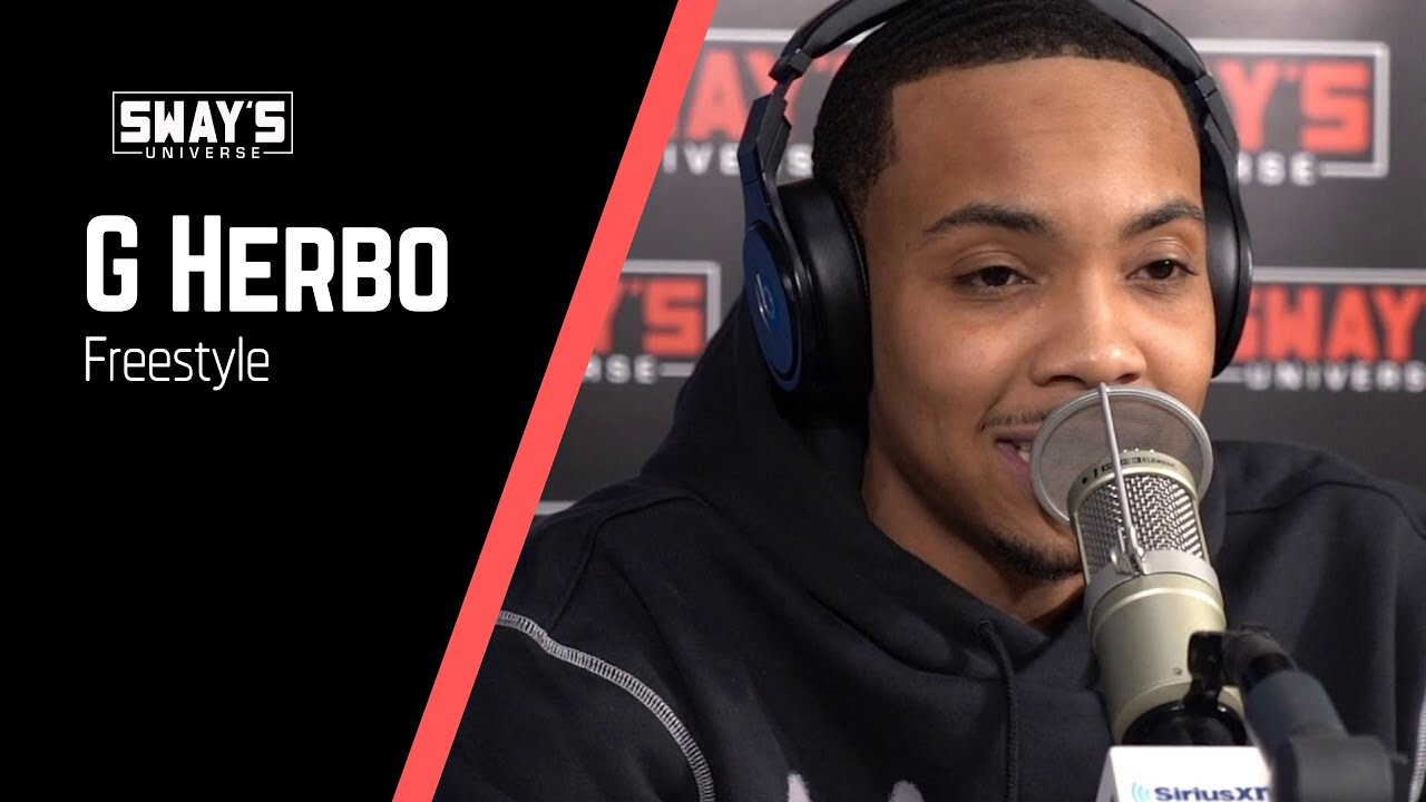 G Herbo Freestyle on Sway