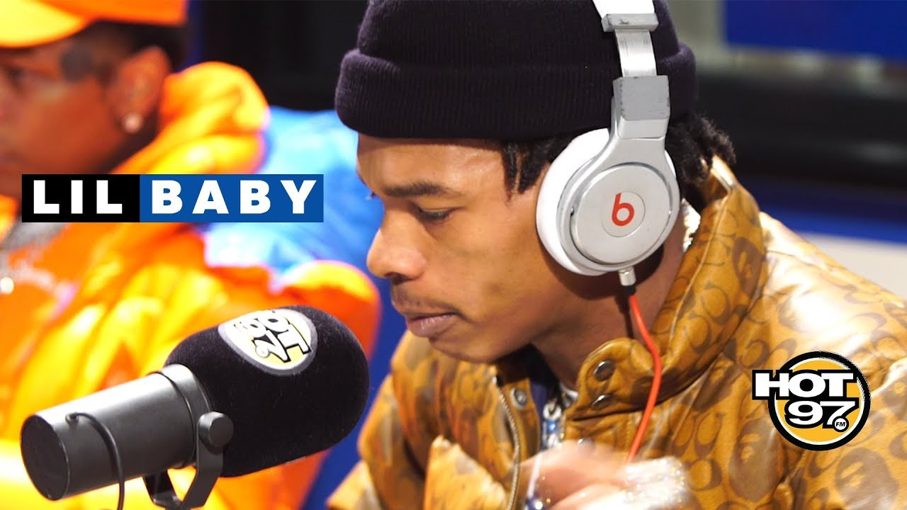 Lil Baby Disses BM During His Funk Flex Freestyle