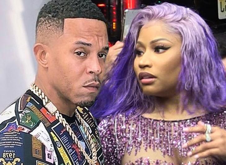Nicki Minaj's Husband Arrested by Feds