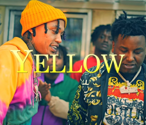HoneyKomb Brazy & TEC – Yellow (Video)