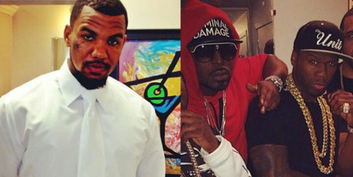 Young Buck The Game Kicked From G-Unit