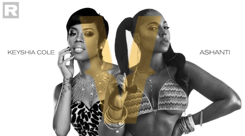 Ashanti and Keyshia Cole go head-to-head on Verzuz