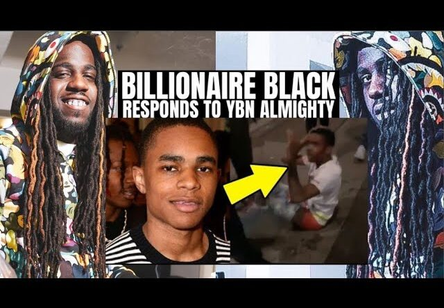 Billionaire Black YBN Almighty Jay Tooka